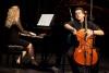 Jugend musiziert 2016 Bundeswettbewerb: Bobby Kostadinov (Violoncello) und Vreni Scheiter (Klavier)