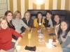 Semesterabschluss 2007 im Restaurant Mio