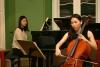 Klassenkonzert Westphalsches Haus 15.1.2015, Sanami Akizuki – Violoncello, Suin Jeong – Klavier
