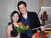 Konzert der Neuen Leipziger Chopin-Gesellschaft im Weißen Haus 2013 (Wassily Gerassimez - Cello, Ayako Tanaka-Klavier)