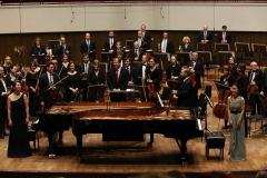 Meisterklassenabschluß Klavierduo GWH am 29.11.15