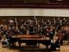 Meisterklassenabschlußprüfung Klavierduo Minhee Kim/ Hyunju Rue im Gewandhaus am 29.11.2015 (Konzerte für 2 Klaviere von Mozart und Bruch) Leipziger Lehrerorchester: Dirigent Gerd Eckehard Meißner